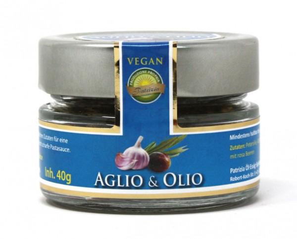 Aglio & Olio - intensiv aromatisch - Pastagewürz