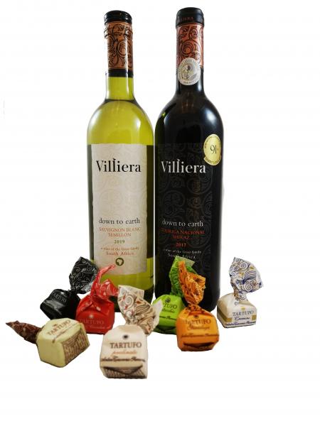 Wein- Genießer- Duo