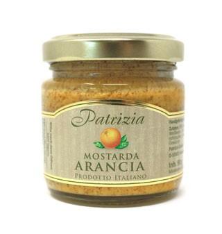 Mostarda Arancia - Orangensenf