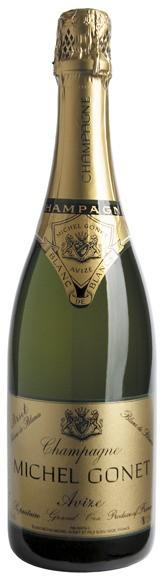 Champagne Michel Gonet Blanc