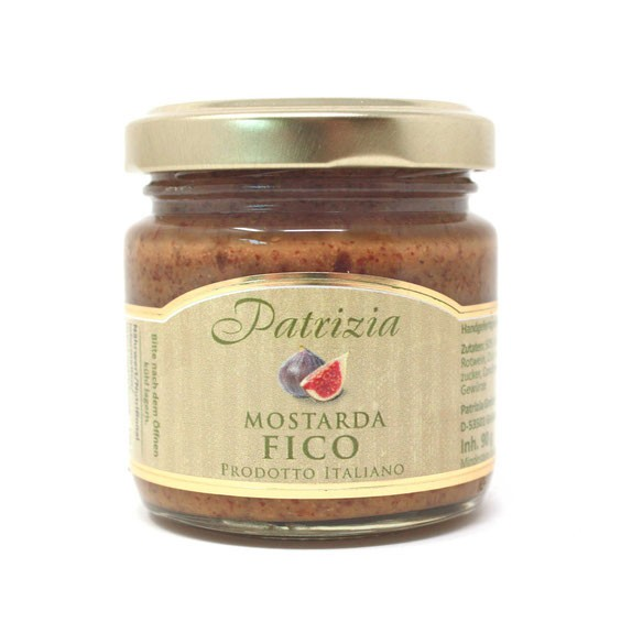 Mostarda Fico - Feigensenf