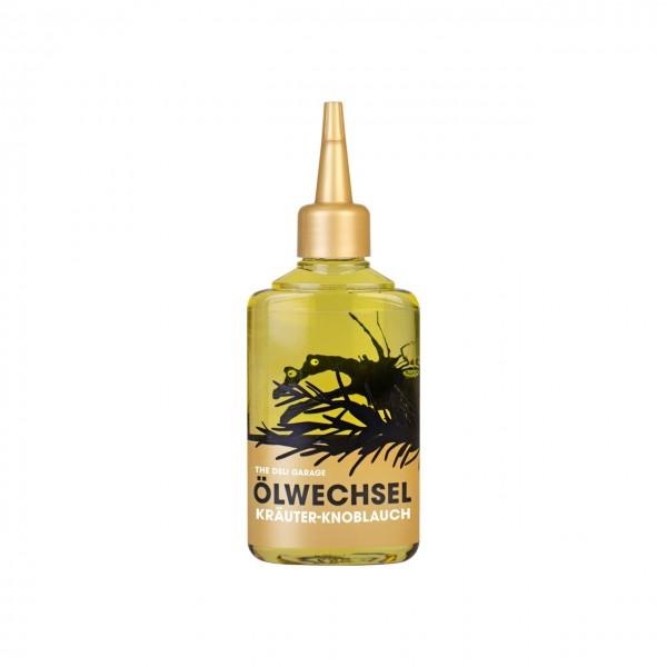 Kräuter-Knoblauch Öl - Quetsch-Flasche