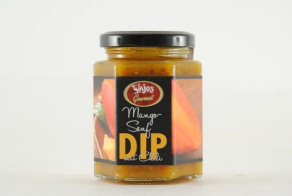 mango-senf dip