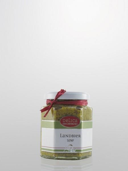 Landbier-Senf