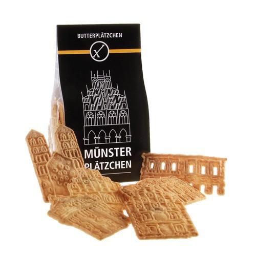 Münster Butterplätzchen