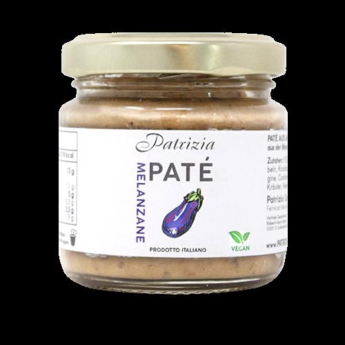 Melanzane Paté - Auberginen Paté