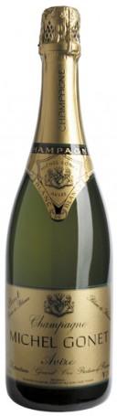 Champagne Michel Gonet Blanc de Blanc Brut Grand Cru 2010