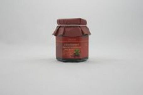 Cranberry Fruchtaufstrich mit Rum